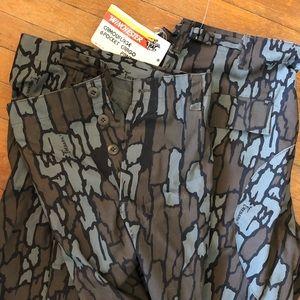 Vintage WINCHESTER Camouflage 6 Pocket Cargo Pants